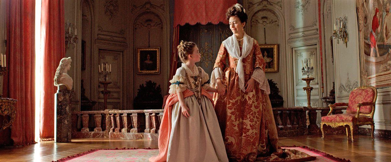 L'Echange des Princesses : Photo Catherine Mouchet, Juliane Lepoureau