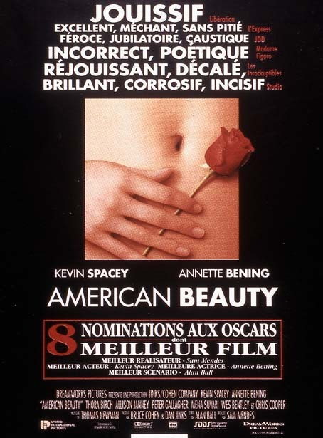 American Beauty : Affiche