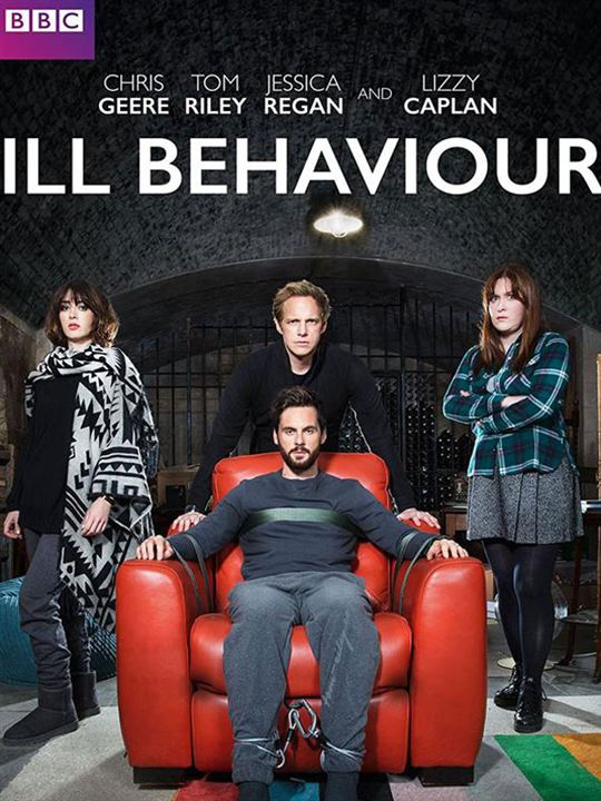 Ill Behaviour : Affiche
