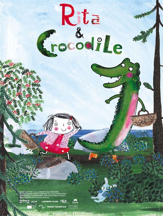 Rita et Crocodile : Affiche