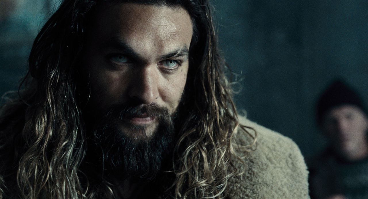 Justice League : Photo Jason Momoa