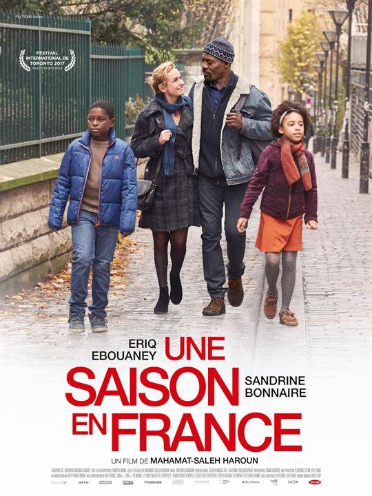 Une Saison en France : Affiche