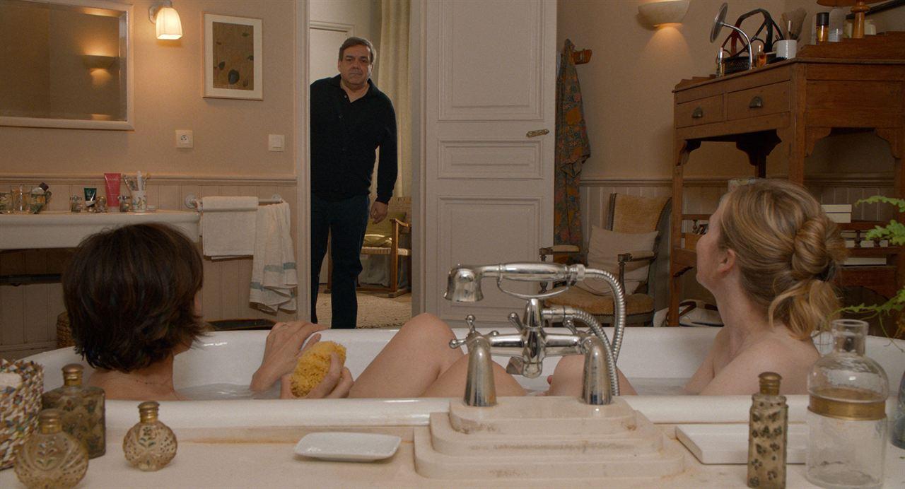 Garde alternée : Photo Didier Bourdon, Isabelle Carré, Valérie Bonneton