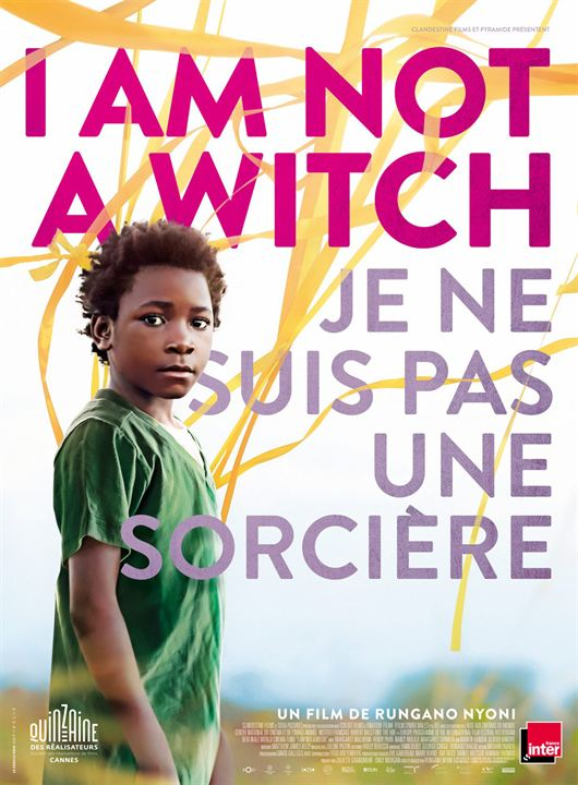 I Am Not a Witch : Affiche