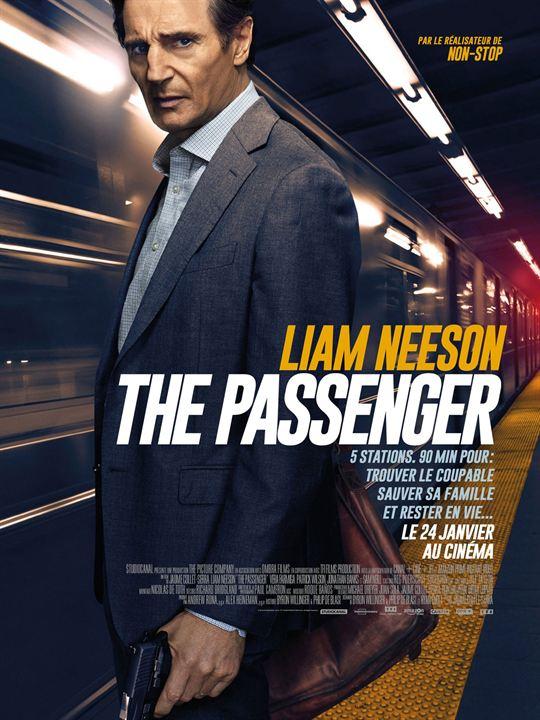 The Passenger : Affiche