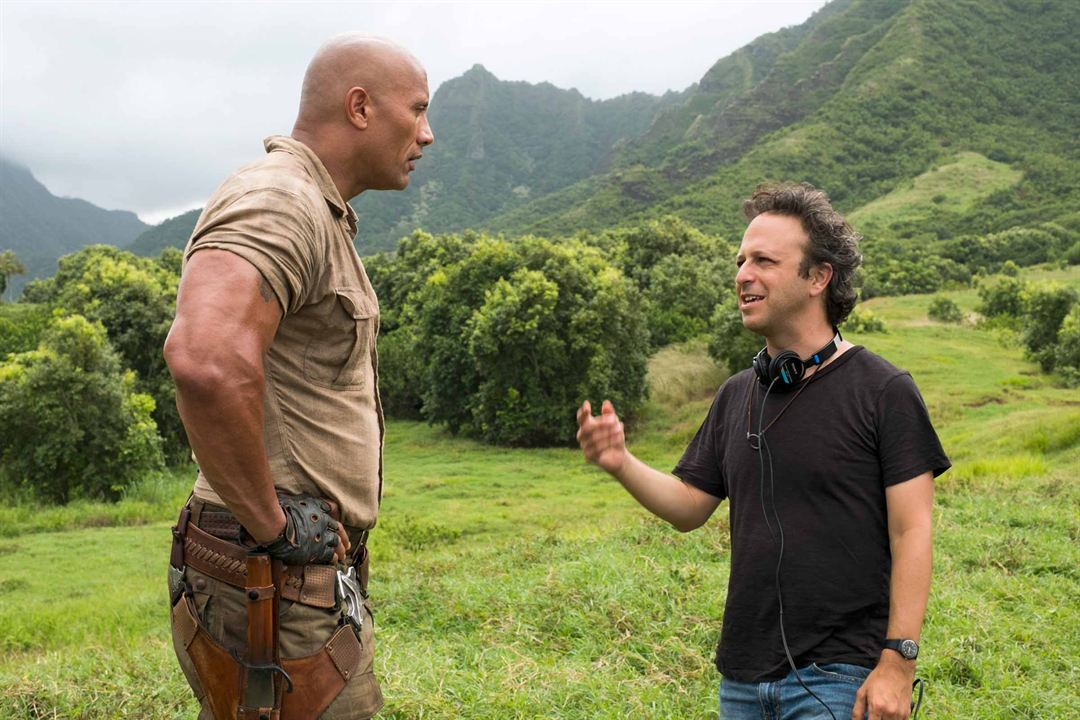 photo de dwayne johnson jumanji bienvenue dans la jungle photo dwayne johnson jake kasdan. Black Bedroom Furniture Sets. Home Design Ideas