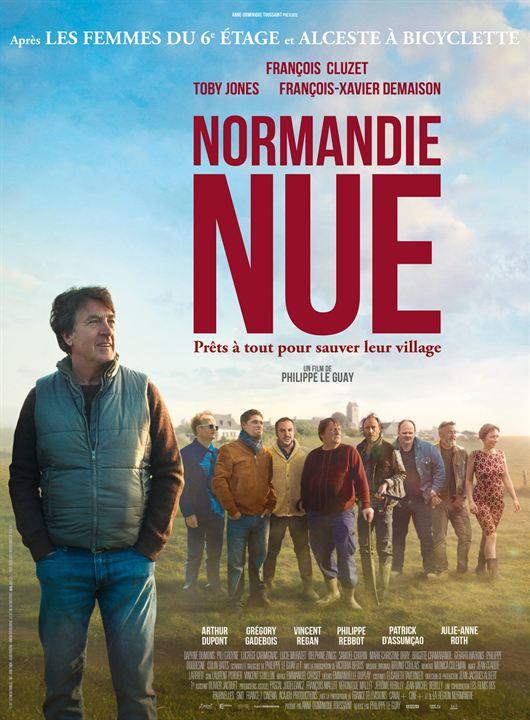 Normandie Nue : Affiche