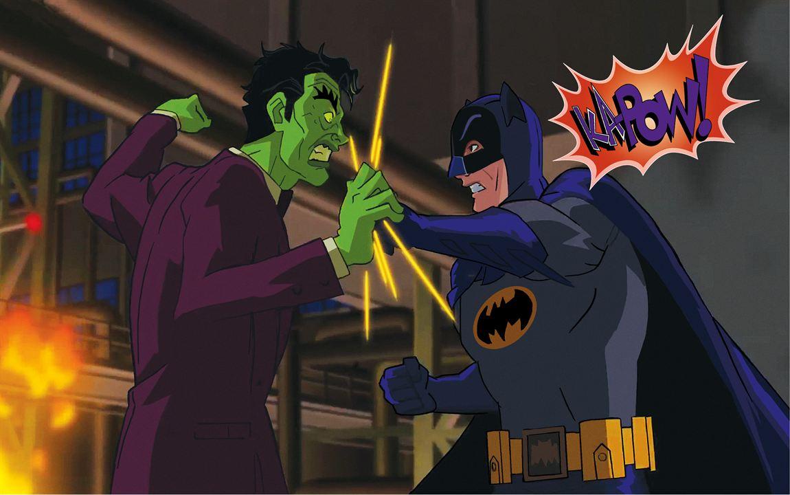 Batman Vs. Two-Face : Photo Adam West, William Shatner