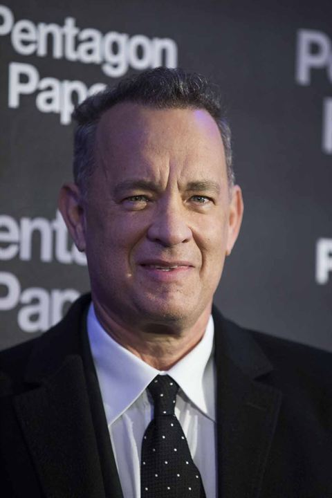 Pentagon Papers : Photo promotionnelle Tom Hanks