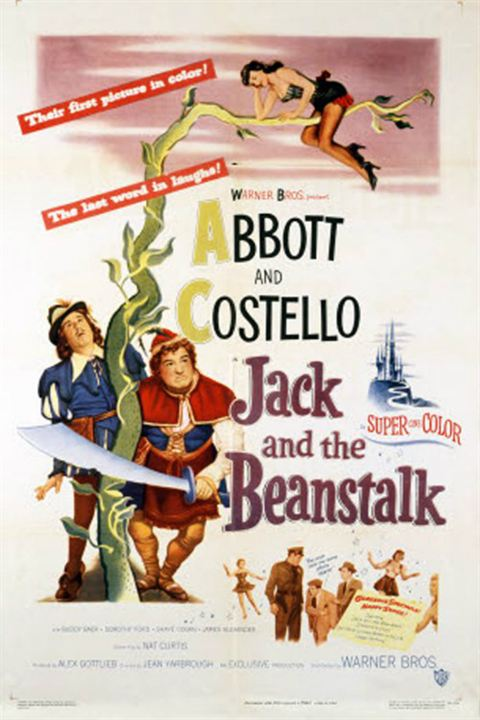 Jack and the Beanstalk : Affiche