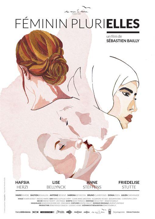 Féminin plurielles : Affiche