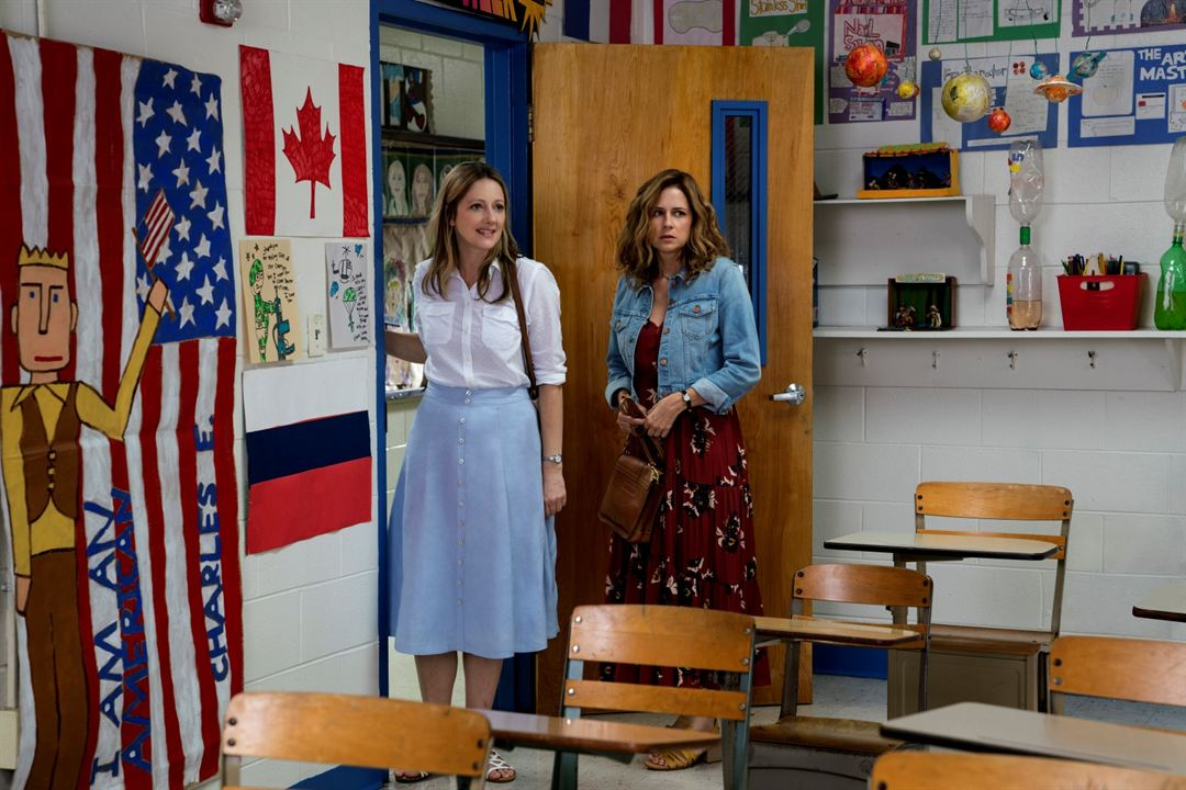 Le 15h17 pour Paris : Photo Jenna Fischer, Judy Greer