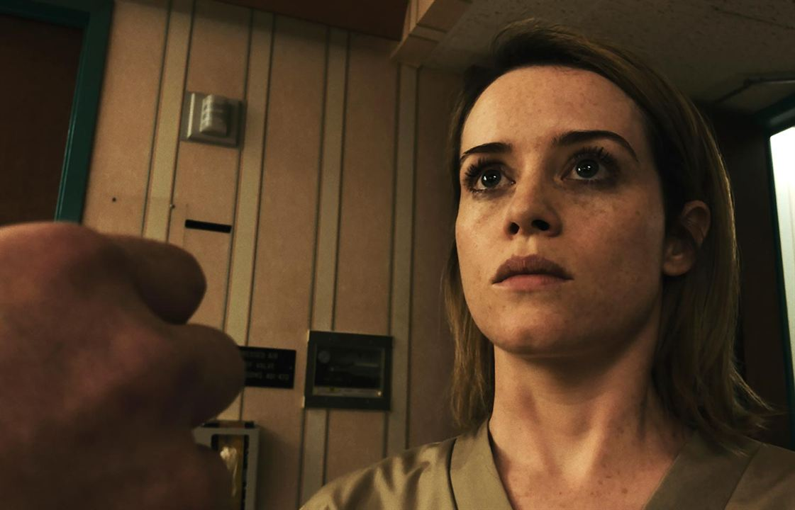 Paranoïa : Photo Claire Foy