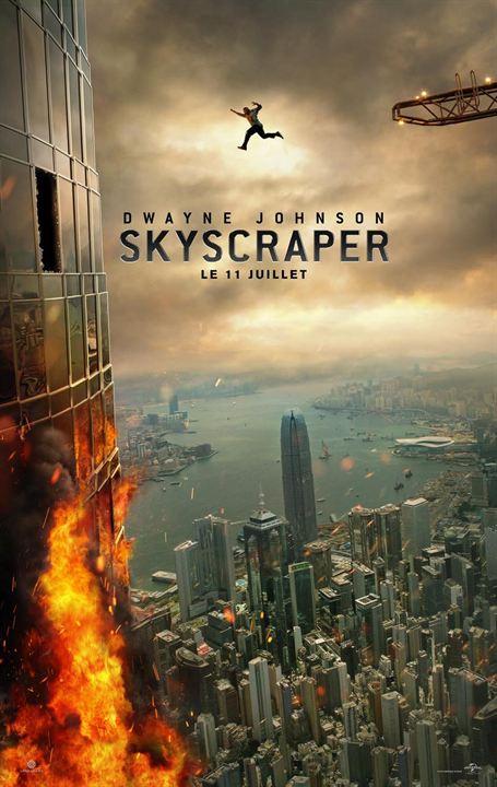 Skyscraper : Affiche