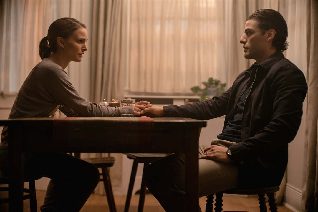 Annihilation : Photo Natalie Portman, Oscar Isaac
