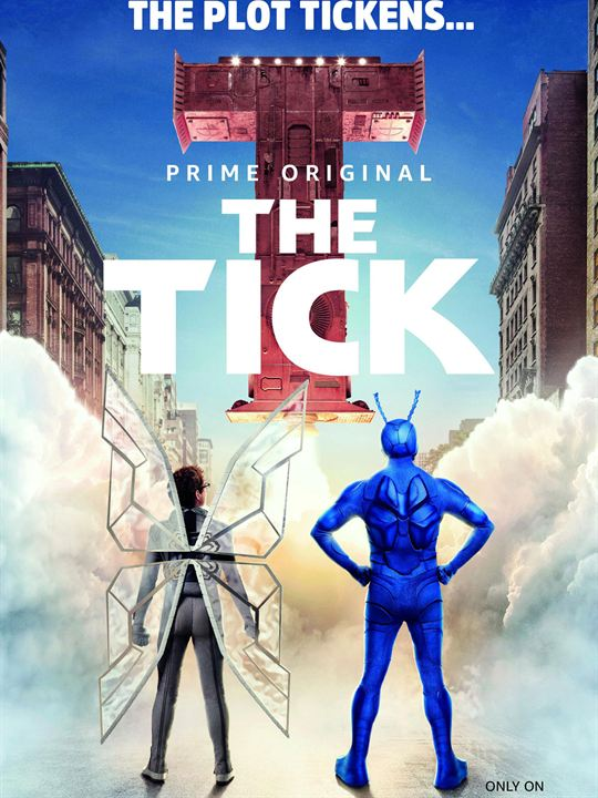 The Tick : Affiche