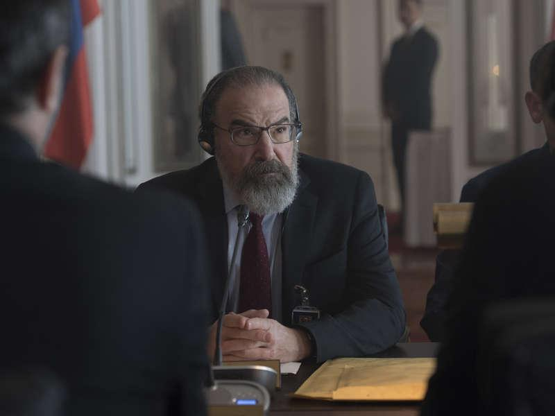Photo Mandy Patinkin