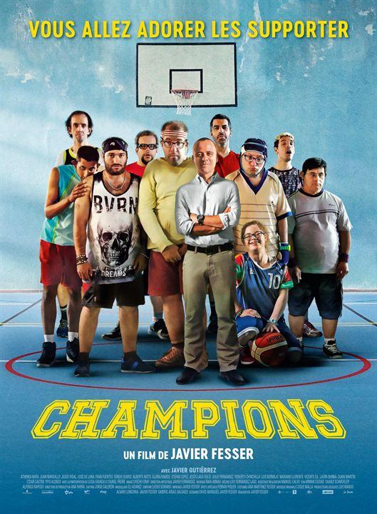 Champions : Affiche
