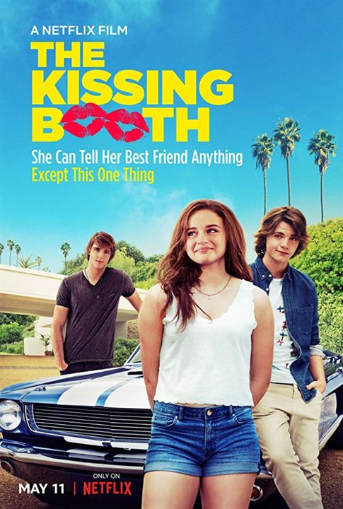 The Kissing Booth : Affiche
