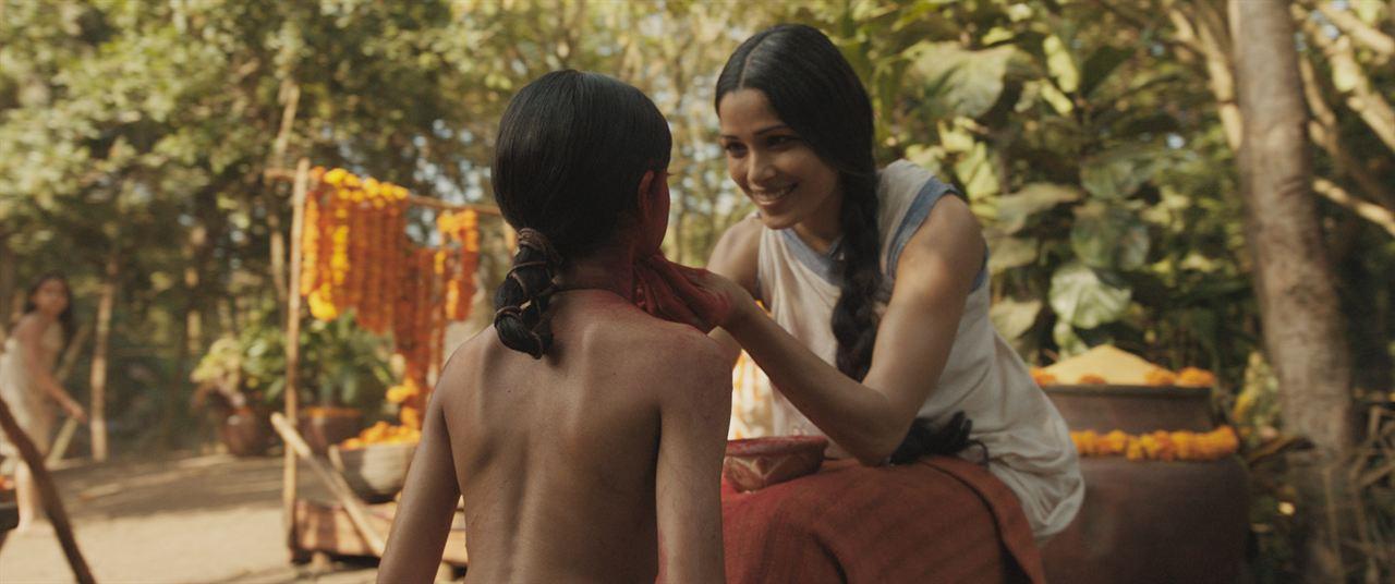 Mowgli : la légende de la jungle : Photo Freida Pinto