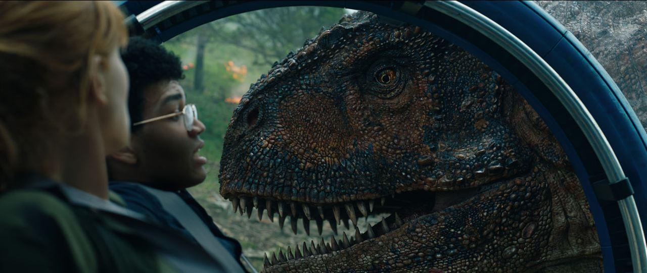 Jurassic World: Fallen Kingdom : Photo Justice Smith