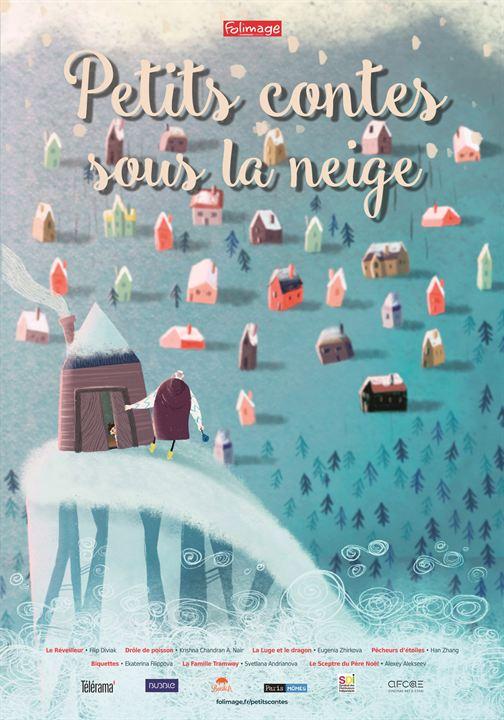 """Résultat de recherche d'images pour """"affiche film petits contes sous la neige"""""""