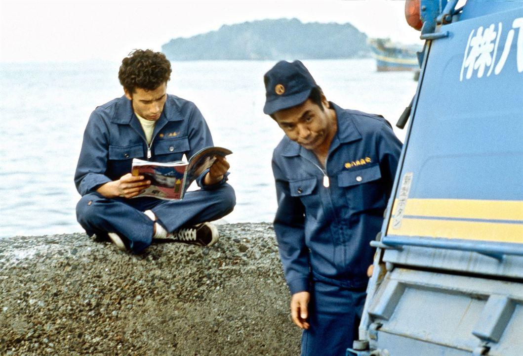 A Scene at the Sea : Photo Kuroudo Maki, Toshizo Fujiwara