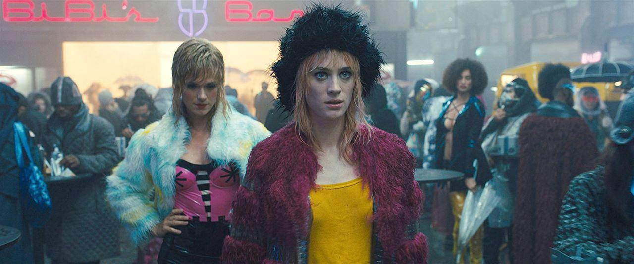 Blade Runner 2049 : Photo Mackenzie Davis