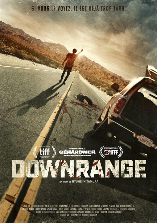 Downrange : Affiche