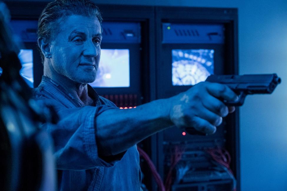 Evasion 2 : Photo Sylvester Stallone