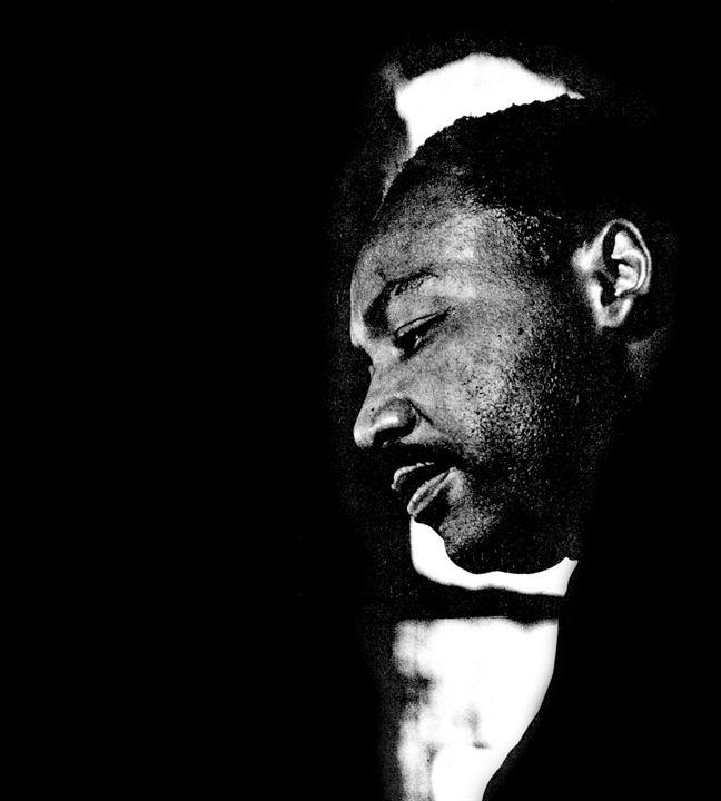 King : de Montgomery à Memphis : Photo Martin Luther King Jr.