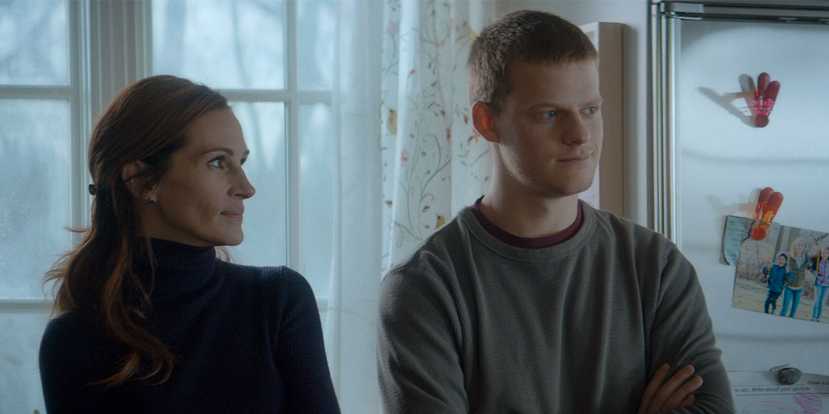 Ben Is Back : Photo Julia Roberts, Lucas Hedges