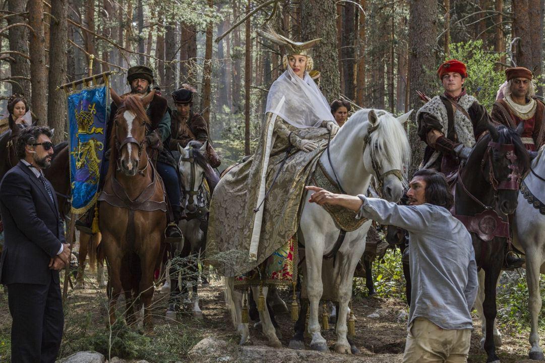 L'Homme qui tua Don Quichotte : Photo Adam Driver, Olga Kurylenko