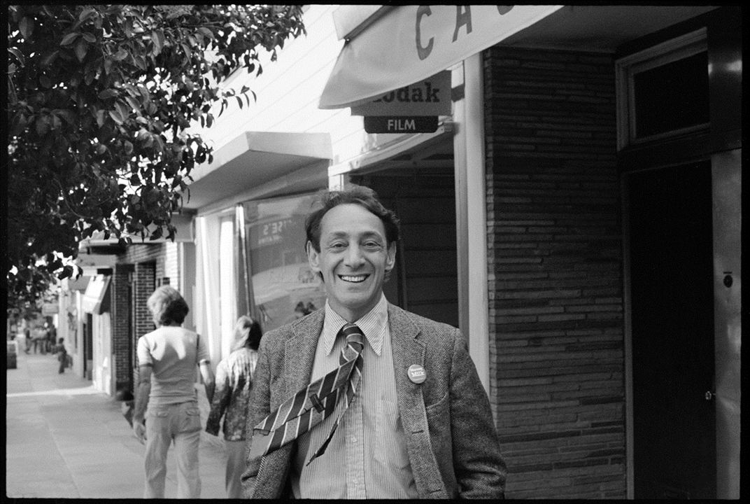 The Times of Harvey Milk : Photo