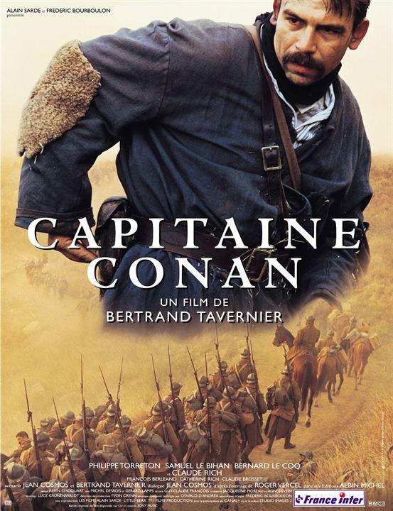 Capitaine Conan : Affiche