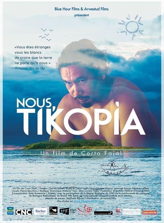 Nous, Tikopia : Affiche