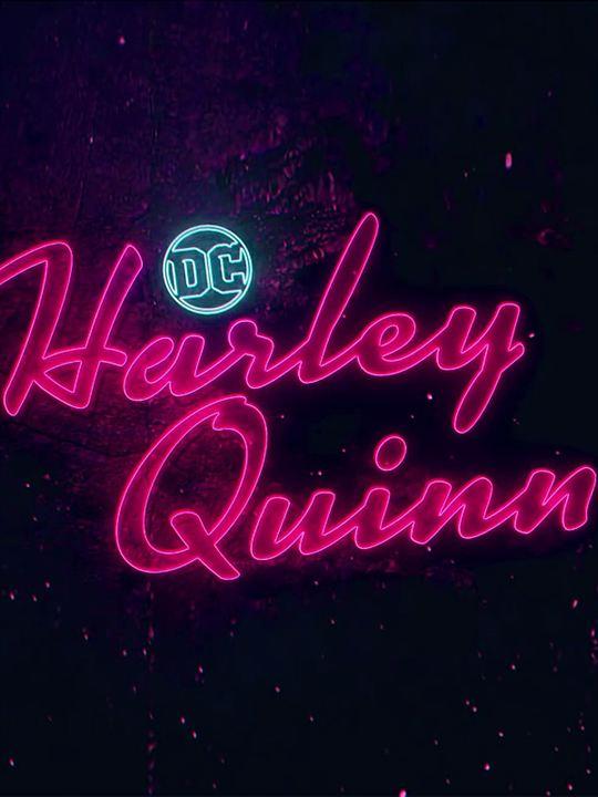 Harley Quinn : Affiche