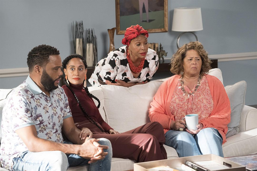 Photo Anna Deavere Smith, Anthony Anderson, Jenifer Lewis, Tracee Ellis Ross