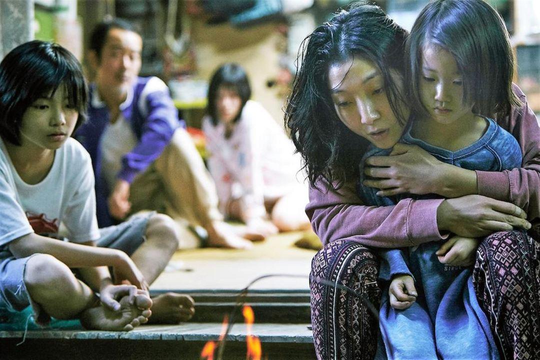 Une Affaire de famille : Photo Jyo Kairi, Lily Franky, Mayu Matsuoka, Miyu Sasaki, Sakura Andô