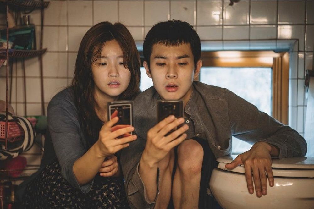 Parasite : Photo Park So-Dam, Woo-sik Choi