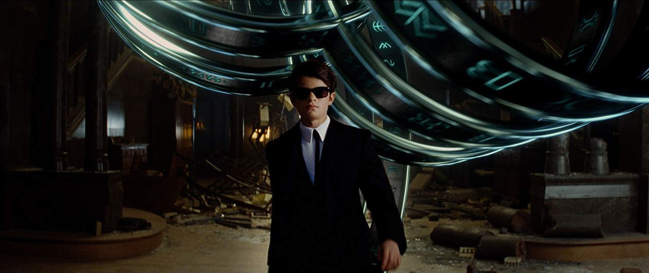 Artemis Fowl : Photo Ferdia Shaw