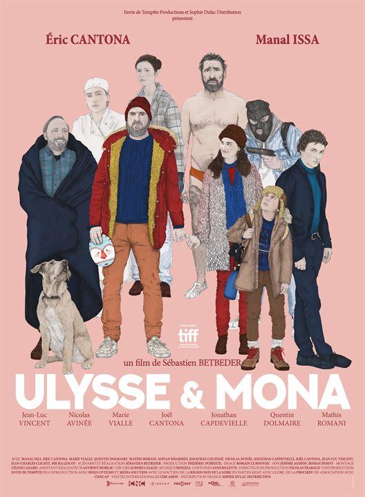 Ulysse & Mona : Affiche