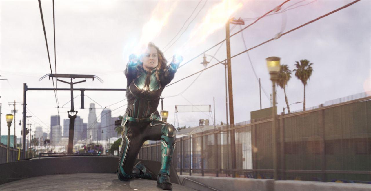 Captain Marvel : Photo Brie Larson