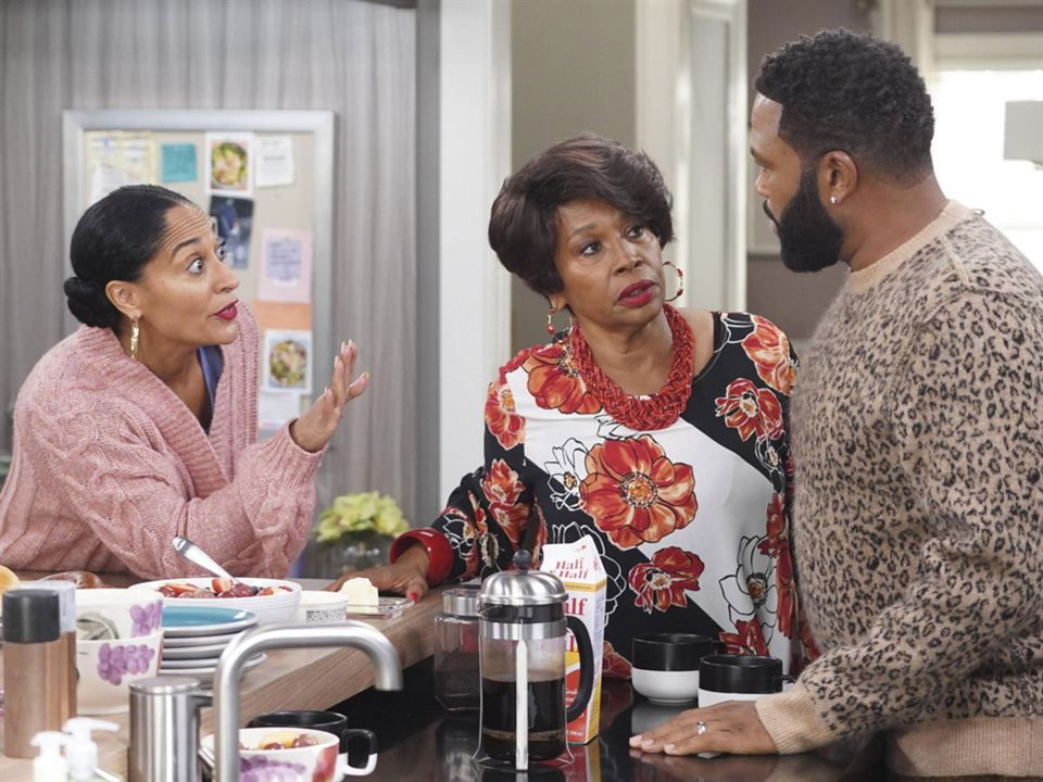 Photo Anthony Anderson, Jenifer Lewis, Tracee Ellis Ross