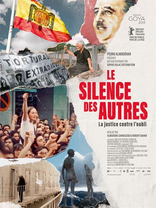 Le Silence des autres : Affiche