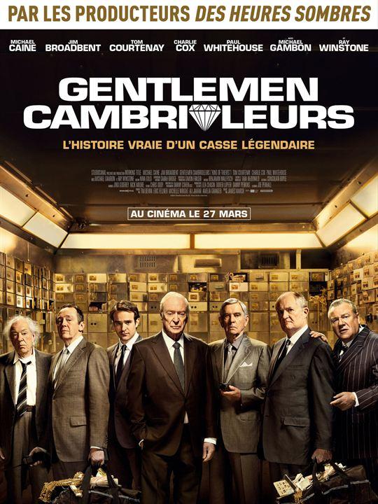 Gentlemen cambrioleurs : Affiche