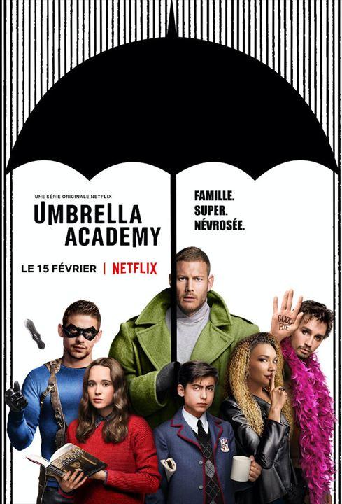 [Séries TV] Umbrella Academy, Saison 1 5457570