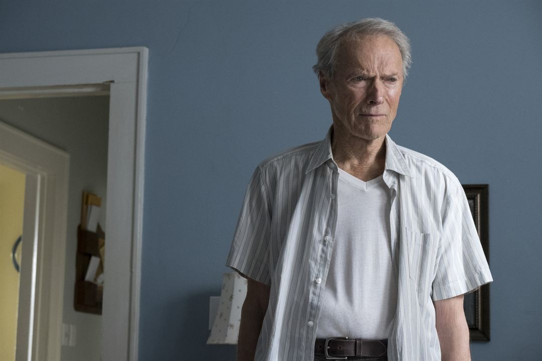 La Mule : Photo Clint Eastwood