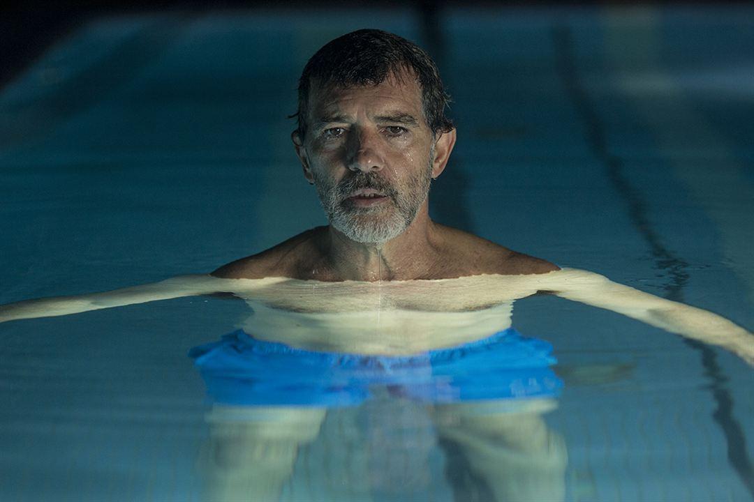 Douleur et gloire : Photo Antonio Banderas