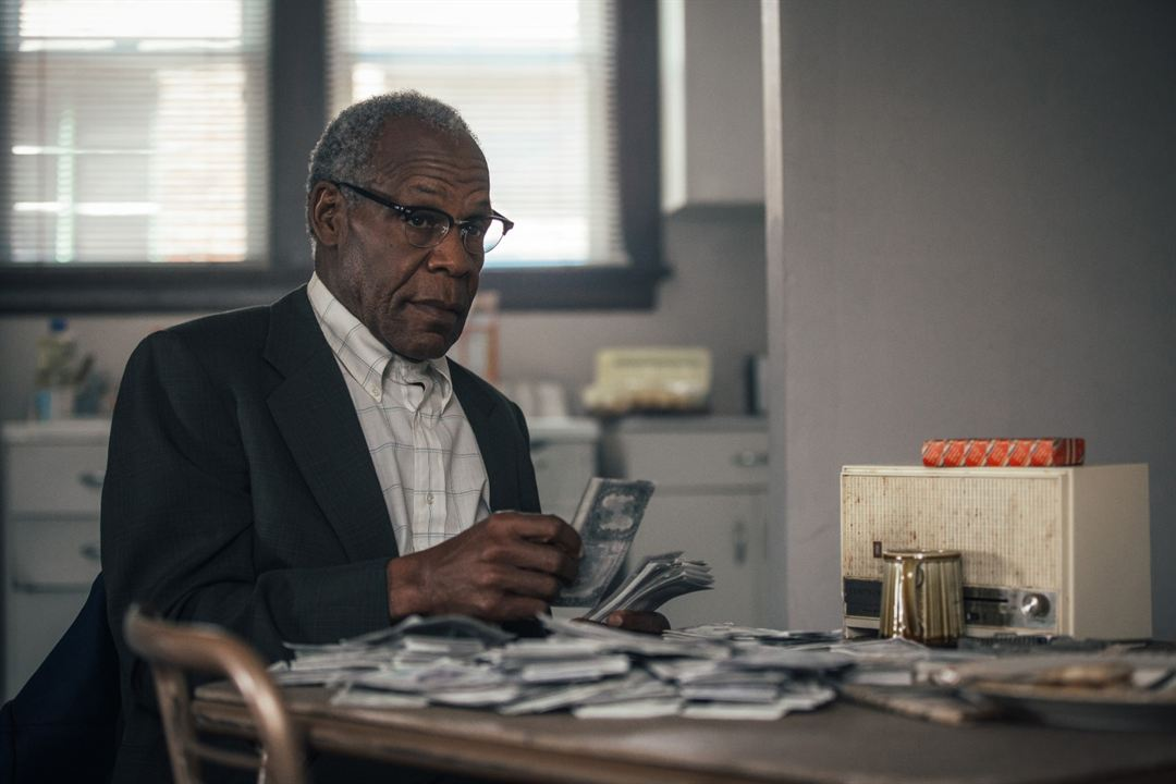 The Old Man & The Gun : Photo Danny Glover